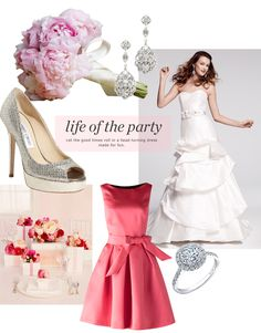 Find your bridal style: Are you the Life of the Party?