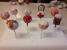 Nursing Cake Pops