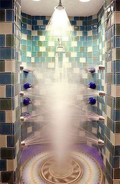 Shower Design. OMGosh!!!!YES!!!!!