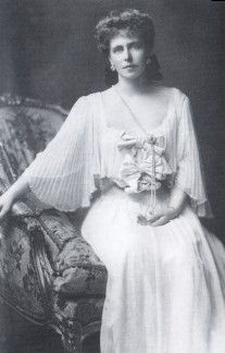 Princess Marie of Edinburgh, Queen Marie of Roumania. Eldest daughter of Victoria's second son, Alfred Duke of Edinburgh.