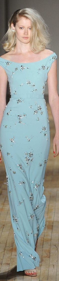 Jenny Packham Collection Spring 2015 Ready to wear