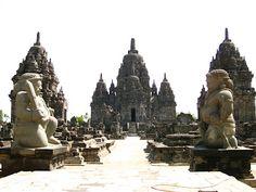 Candi Prambanan,Central Java, Indonesia