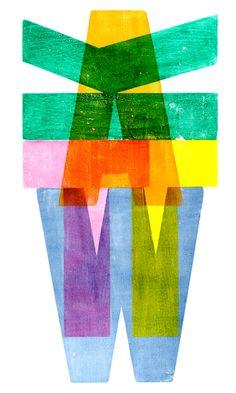 Alan Kitching #coloreveryday