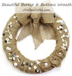 burlap crafts - Bing Images