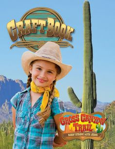 CRAFT BOOK - Cross Canyon Trail VBS 2014