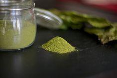 "DIY Homemade ""Green Powder"""
