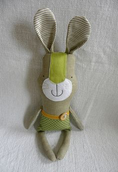 linen bunny | Flickr – Compartilhamento de fotos!