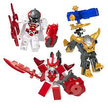 Tenkai Knights Action Pack Bravenwolf, Leinad & Hos