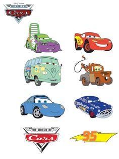 Provo Craft - Disney/Pixar's Cars