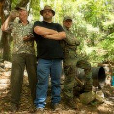 Jim Tom , Jeff and Mark. Jeff'n Marks Carolina Moonshine on FB #moonshiners  #JimTom