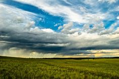 Sunset on the Colorado Plains Photo by J. Schlumpf -- If you like the photograph here, go on to National Geo's YourShot page and let the photographer know you like it there too!