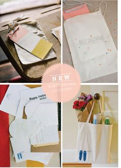 muslin bag, packaging