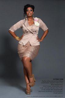 Andrea's Blog: More Plus Size Fashion