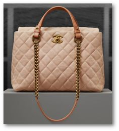 One of Chanels 2013 bags.... what do they have in store for us this year?