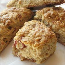 Maple Bacon Scones: King Arthur Flour