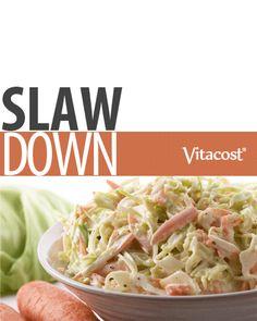 #RECIPE -- Creamy Cilantro Slaw Salad @Matty Chuah Healthy Apple #Vitacost #VitacostFoodie