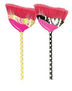 Cute brooms