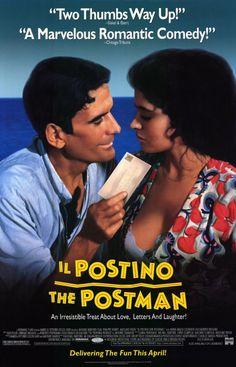 Il Postino, Italian. Love, poetry, romance, life's tragedies, Pablo Neruda. A gem!