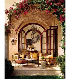 Stylish Outdoor Space - Home and Garden Design Idea's