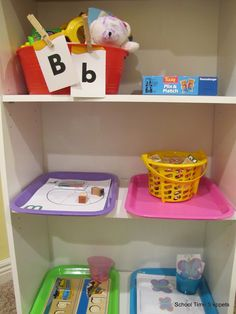 Tot School with Abby: Letter B  - Pinned by @PediaStaff – Please Visit ht.ly/63sNtfor all our pediatric therapy pins