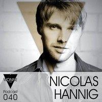 WONNEmusik - Podcast040 - Nicolas Hannig  #SoundCloud #musicinbetween