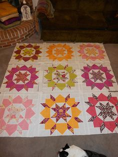 SWOON QUILT... Have to make this one day