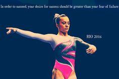 gymnastics quotes | inspirational quote # gymnastics # olympics