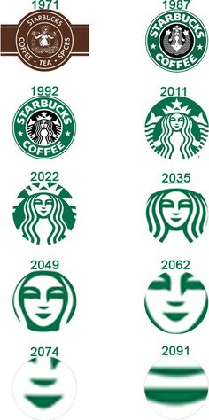How the Starbucks logo will be in the future