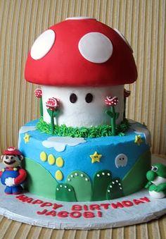 Super Mario, I like it!
