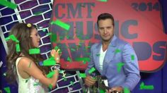 Your favorite artists, in slow mo! It doesn't get much better than this! 2014 CMT Music Awards, watch LIVE now! #CMT #CMTMusicAwards