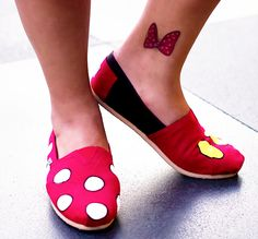 disney mickey and minnie custom toms http://www.etsy.com/shop/solereflections?ref=seller_info
