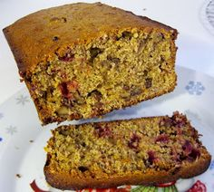 healthier cranberry orange nut bread that tastes just as good as the ...