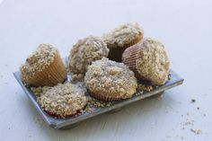 Sprouted Wheat Quick Bread Or Muffins With Streusel Topping