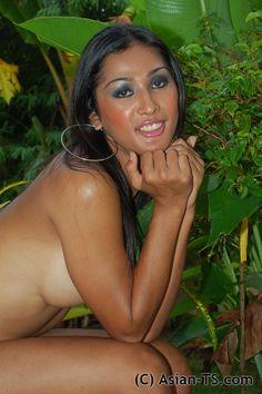 Gorgeous asian t-girl beauty