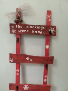 Stocking holders on pinterest