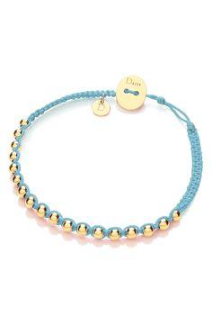 Friendship Bracelet in Turquoise
