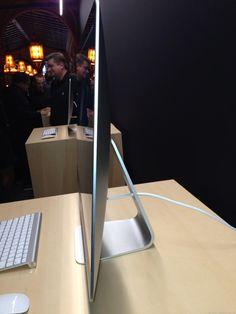 Apple's new 27-inch iMac.