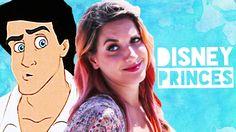 If Disney Princes Were Real