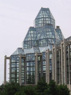 National Gallery of Canada by Moshe Safdie