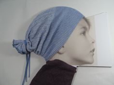 diy beanie. I have a really tiny head. I think I could make one of these for myself!