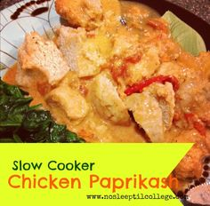 Slow Cooker Chicken Recipe - Easy to make!