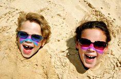 Sand heads!
