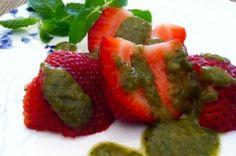 Tomato, Basil & Mint Vinaigrett -  Healthy Recipe by Welljourn