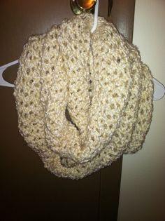 Ravelry: Loom Knit Ruffle Scarf pattern by Brenda Myers