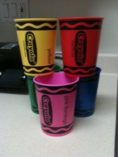 Crayola Cups