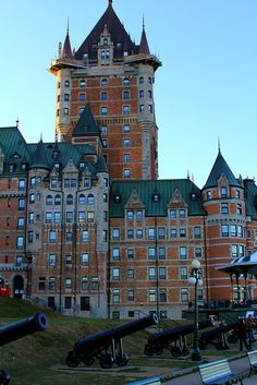 Quebec, Canada  Stayed here with my French class in 1978.  Truly a magical place.