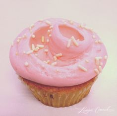 yum... nothing beats a cupcake for breakfast