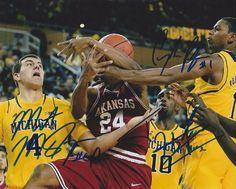 AAA Sports Memorabilia LLC - Mitch McGary, Tim Hardaway Jr, and Glenn Robinson III Autographed Michigan Wolverines 8x10 UM Photo, $149.95 (http://www.aaasportsmemorabilia.com/collegiate/mitch-mcgary-tim-hardaway-jr-and-glenn-robinson-iii-autographed-michigan-wolverines-8x10-um-photo/)