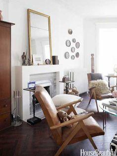 Nate Berkus Home Office Makeover - Nate Berkus Decorating Ideas - House Beautiful
