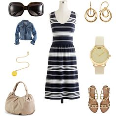 Shopping, created by annekehildebrand on Polyvore